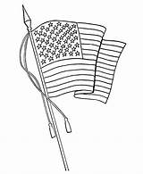 Flag Coloring Pages American Printable Waving Usa Flags 7e53 Sheets Drawing Line Holidays Printables Drawings Getdrawings Flying Getcoloringpages Memorial Learning sketch template