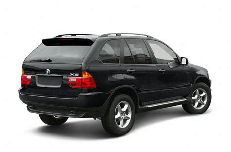 2002 Bmw X5 Overview Carscom