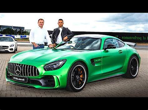 Mercedes Sl Gtr by Mercedes Amg Gtr Review World Premiere Lewis Hamilton