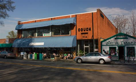 Coffee shops to visit before you. 714 NINTH STREET   Open Durham
