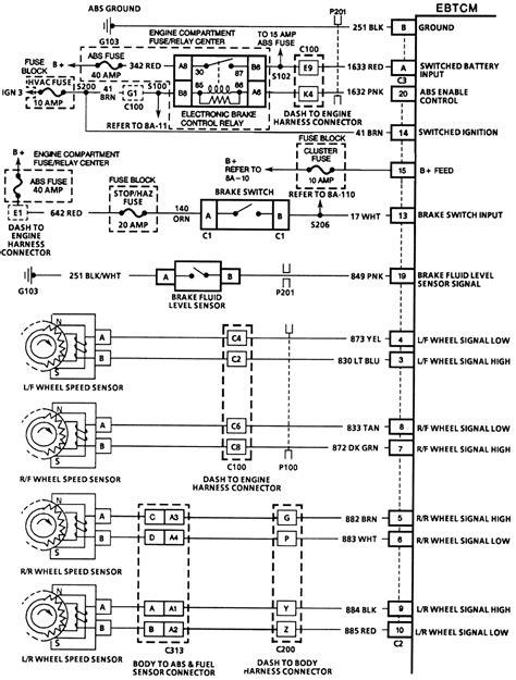 repair guides anti lock brake system abs diagnostic procedures autozone com