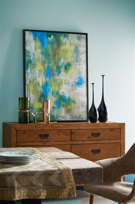 Colorfully, BEHR :: Color of the Month: Peek a Blue