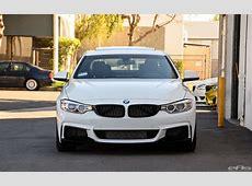 Alpine White BMW 428i tuned by European Auto Source
