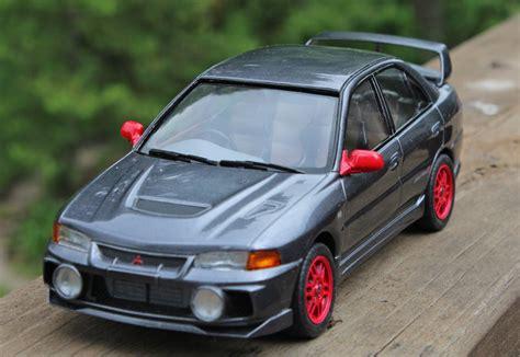 Review: Mitsubishi Lancer GSR Evolution IV | IPMS/USA Reviews