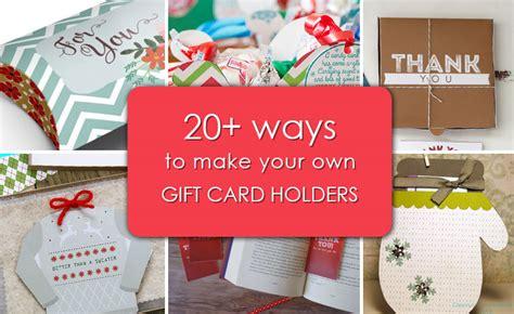 ways     gift card holders gcg