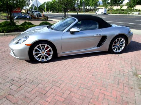 Save $9,561 on a used porsche 718 boxster near you. Used 2017 Porsche 718 Boxster S for sale   Cars & Trucks For Sale   Chico, CA   Shoppok