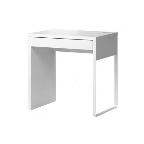 bureau largeur 50 cm micke bureau blanc ikea