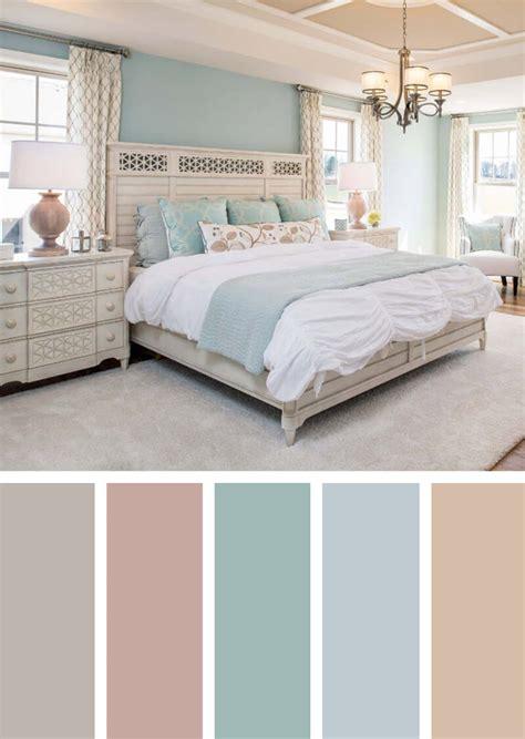 bedroom color scheme ideas  designs