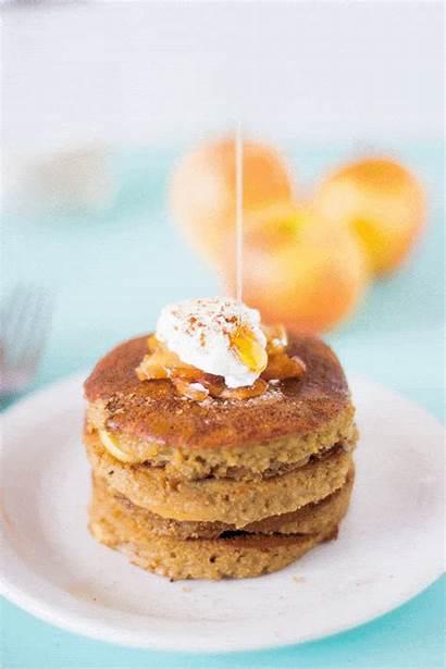 Apple Pie Pancakes Healthy Gluten Filled