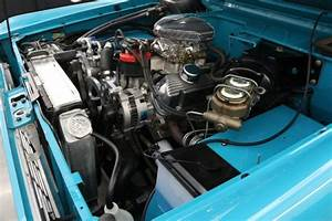 1972 Ford Bronco 0 Bluewhite 302 V8 3 Speed Manual For