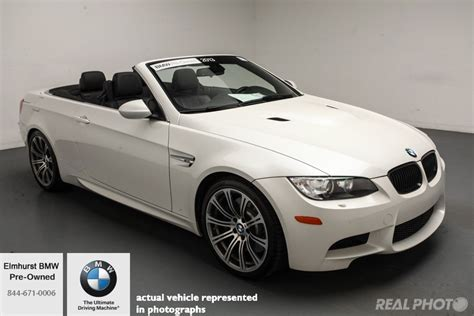 pre owned  bmw  convertible convertible  elmhurst