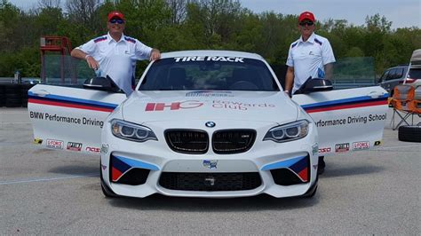 bmw performance driving school m2 wins class at the one lap of america bimmerfile