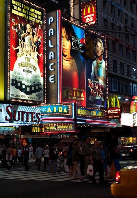 Broadway lights   Manhattan/New York, 2004 [np]   Dom Dada ...