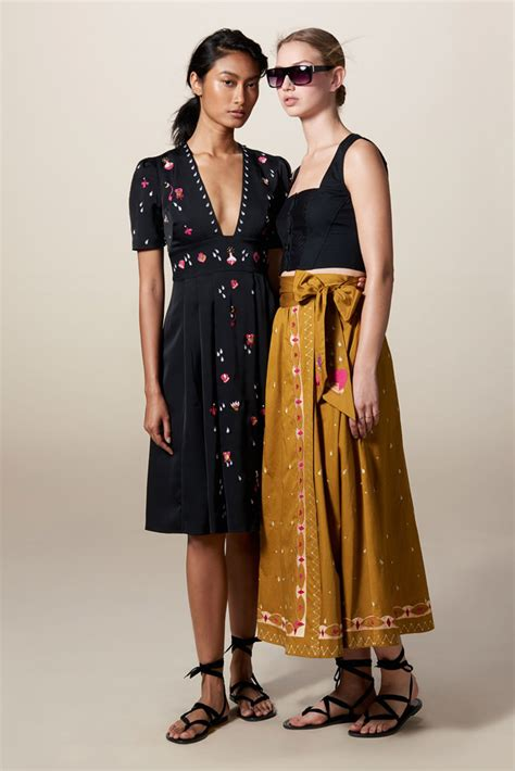 Temperley London Resort 2018 Collection Tom + Lorenzo