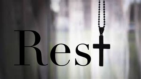 When The Work Is To Rest  Kari Pattersonkari Patterson
