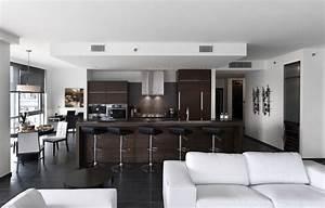 Design Living Room Kitchen 32 Design Ideas