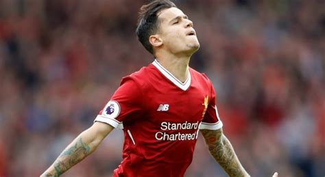 Ligue Des Champions  Liverpool  Philippe Coutinho Absent