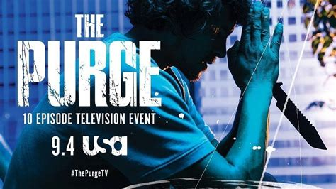 The Purge - Today Tv Series