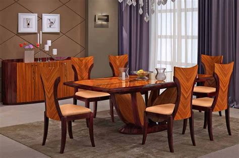 Primrose Italian Modern Dining Table Set