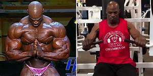 Update  Ronnie Coleman Back In Gym But Requires Another Surgery  U2013 Fitness Volt