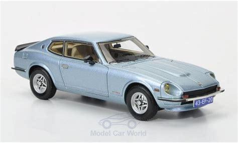 Miniature Datsun by Datsun 260z 1 43 Neo 2 2 Metallic Hellbleue 1975 Voiture