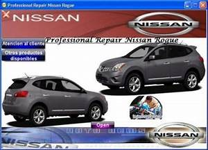 Manual De Taller Reparacion Nissan Rogue 2008