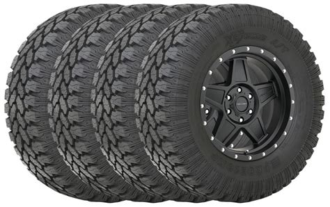 pro comp wheels and tires qty 4 kit pro comp xtreme all terrain radial tire in 305 65r17 on