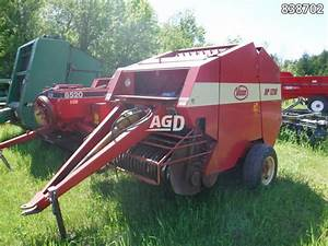 Round Balers For Sale In Canada  U0026 Usa