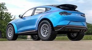 Would Anyone Buy A Ford Mustang Mach-E Off-Roader Like This? | Carscoops