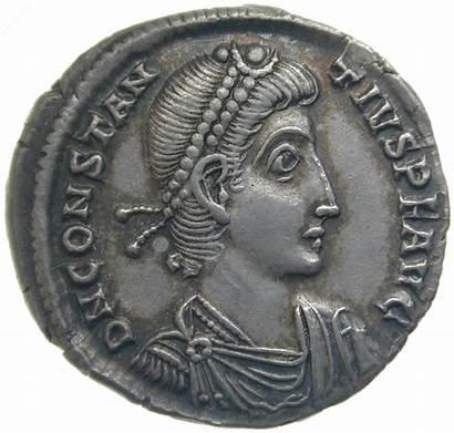 Constantius Roman Empire Ii Coins Moneymuseum Sunflower