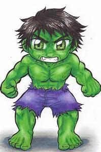 Chibi Hulk by JessYuki on DeviantArt