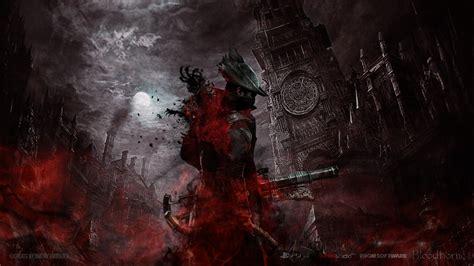I love this game so much! Bloodborne Wallpaper, 3D Bloodborne Wallpaper, 2560x1440 ...