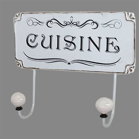 serviette de cuisine patère crochet porte serviette cuisine mural magasin cité médiévale