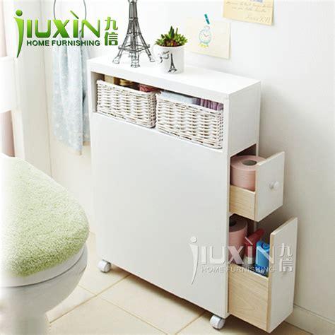 bathroom floor storage cabinet furniture toilet combination side cabinet bathroom cabinet
