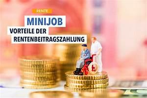 Minijob Von Zu Hause : minijob rentenversicherung zahlt sich aus ~ Buech-reservation.com Haus und Dekorationen