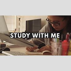 Study With Me  A Real Time Study Sessionstudy Motivation Youtube