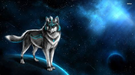 Here are only the best galaxy wolf wallpapers. Galaxy Wolf Wallpaper (69+ images)