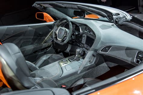 chevrolet corvette interior colors gm authority