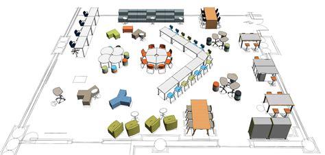 demco learning commons award winning edspaces design