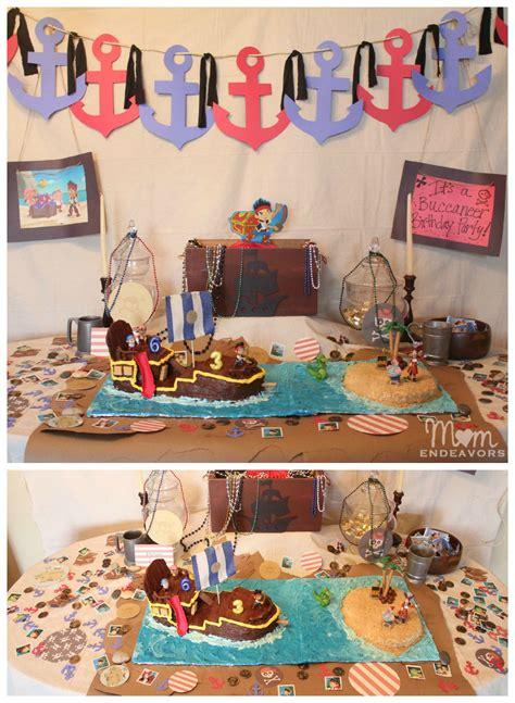 jake    land pirates birthday party
