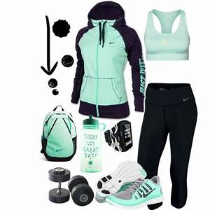 U0026quot;Workout Mintu0026quot; by kerimcd on Polyvore...For when I u0026quot;work outu0026quot;...lol | #Work out #get fit #stay ...