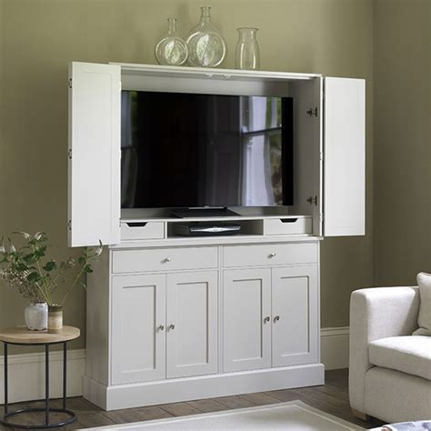 Tv Cabinet by Ways To Disguise Your Tv Hide A Tv Cabinet Tv Wall Mount