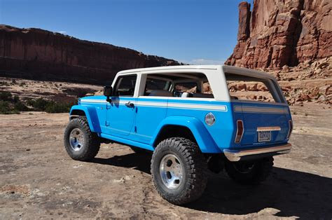 jeep chief concept jeeps at ejs first hand jpfreek