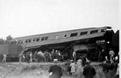 Michigan, ND Rear End Railroad Collision, Aug 1945 ...