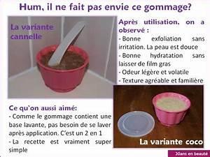 Gommage Corps Fait Maison : gommage pour le corps fait maison ventana blog ~ Melissatoandfro.com Idées de Décoration