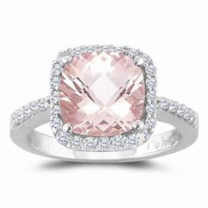 118 best pink diamond engagement rings images on pinterest for Pink diamond wedding rings