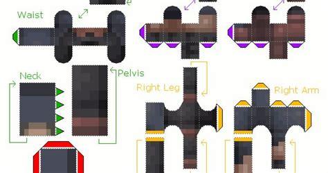 papercraft ultimate bendable assassins craft unity