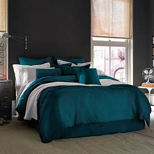 Dark, Teal, For, Our, New, King, Size, Bed, Matching, Shams, And