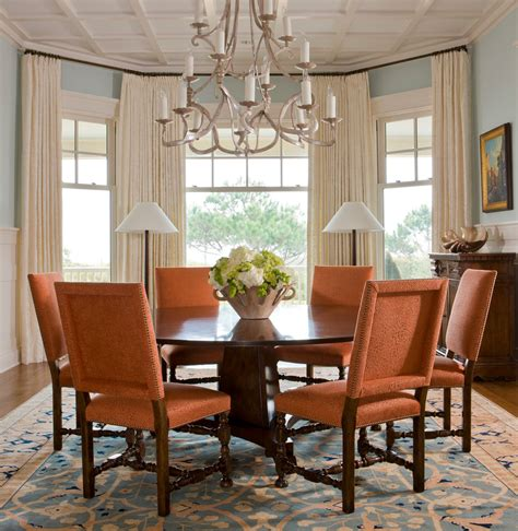 Dining Room Curtains To Create New Atmosphere In Perfect