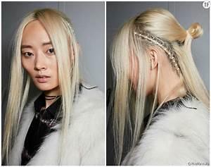 Coiffure Pour Noel : coiffure noel tresse ~ Nature-et-papiers.com Idées de Décoration